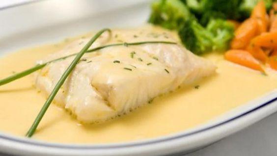 соус к рыбе, рецепты