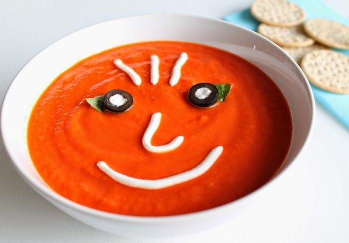 сытный тетушкин суп понравился всем детям