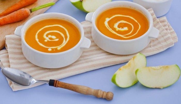 летние супы для детей